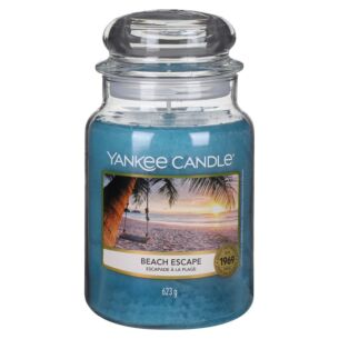 Beach Escape Large Jar Candle