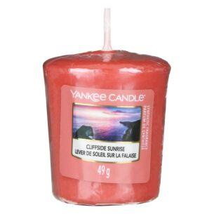 Cliffside Sunrise Sampler Votive Candle