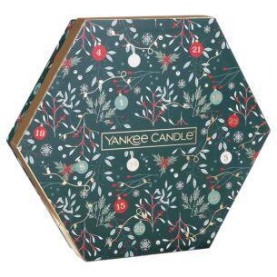 Countdown to Christmas Tealights Delight Gift Set