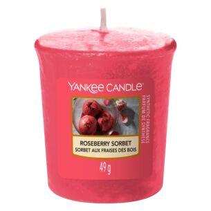 Roseberry Sorbet Sampler Votive Candle
