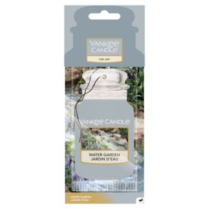 Water Garden Car Jar Air Freshener
