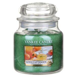 Alfresco Afternoon Medium Jar Candle