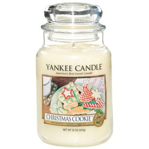 Christmas Cookie Large Jar Candle