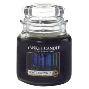 Dreamy Summer Night Medium Jar Candle