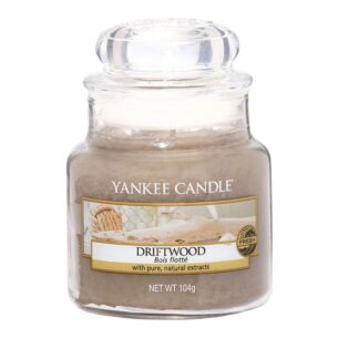 Driftwood Small Jar Candle