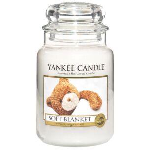 Soft Blanket Large Jar Candle