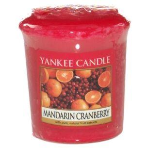 Mandarin Cranberry Sampler Votive Candle