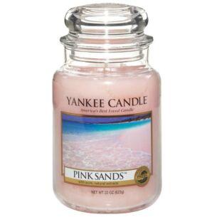 Pink Sands Large Jar Candle