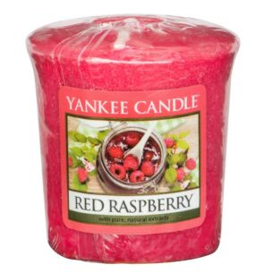 Red Raspberry Sampler Votive Candle