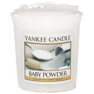 Baby Powder Sampler Votive Candle