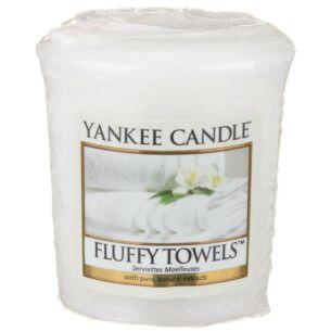Fluffy Towels Sampler Votive Candle