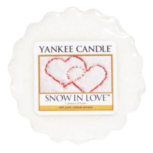 Snow In Love Wax Melt Tart