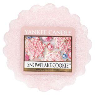 Snowflake Cookie Wax Melt Tart