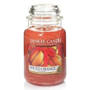 Spiced Orange Large Jar Candle