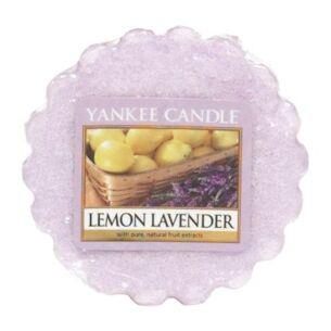 Lemon Lavender Wax Melt Tart
