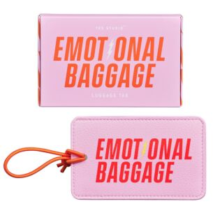 Yes Studio 'Emotional Baggage' Luggage Tag