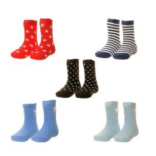 Zippy Baby Boys 6-12 Months Baby Socks