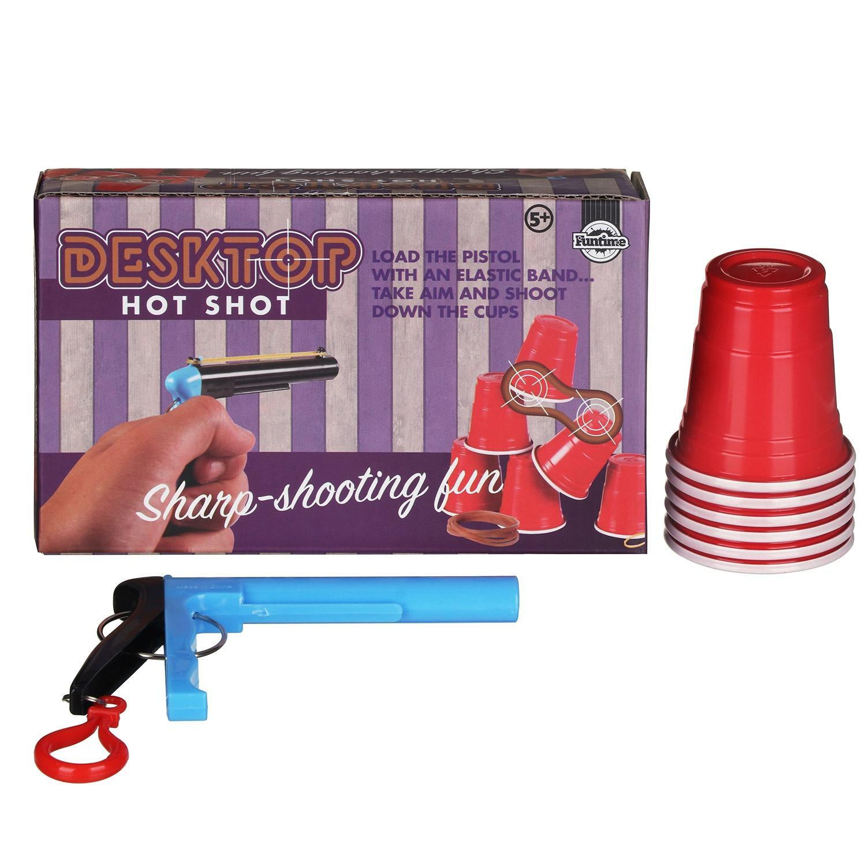 Desktop Hot Shot Game