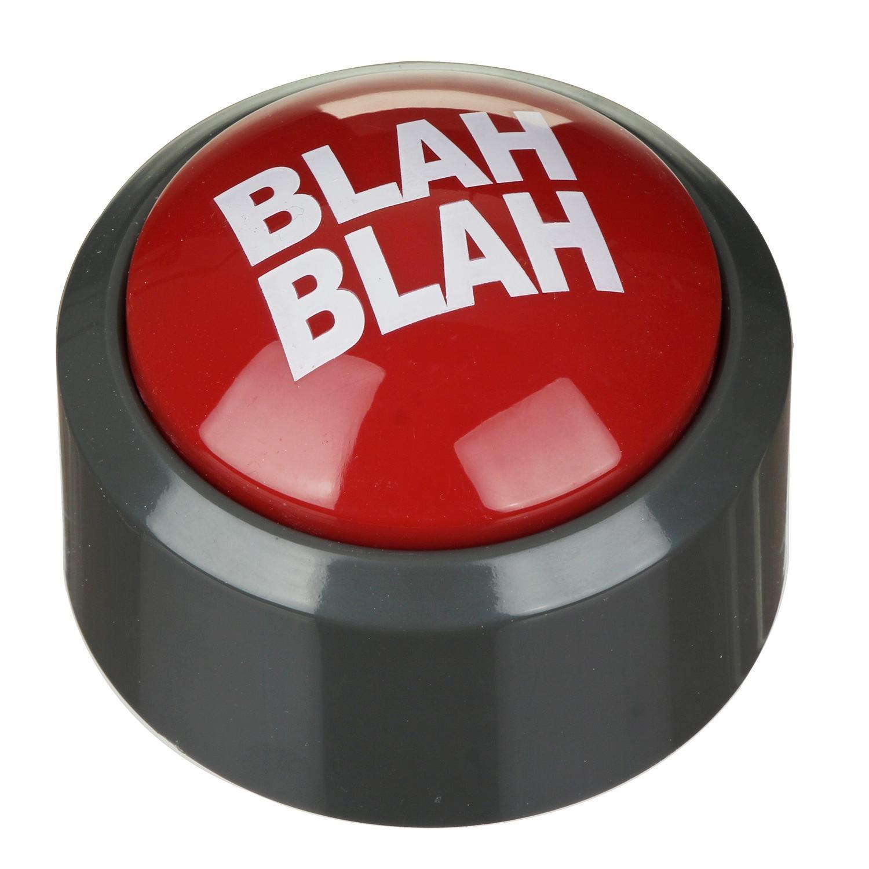 Blah Blah Button