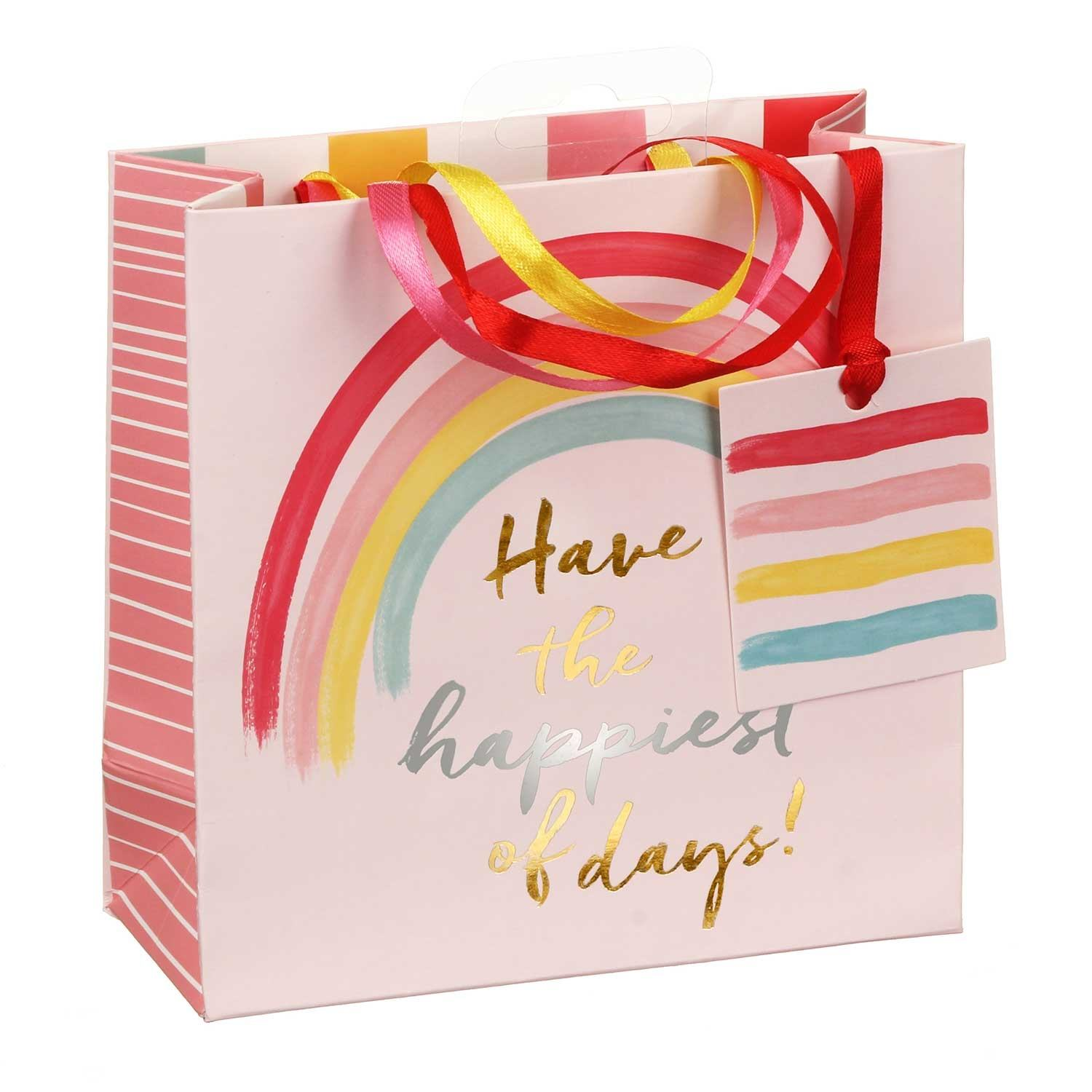 Happiest of Days Small Gift Bag