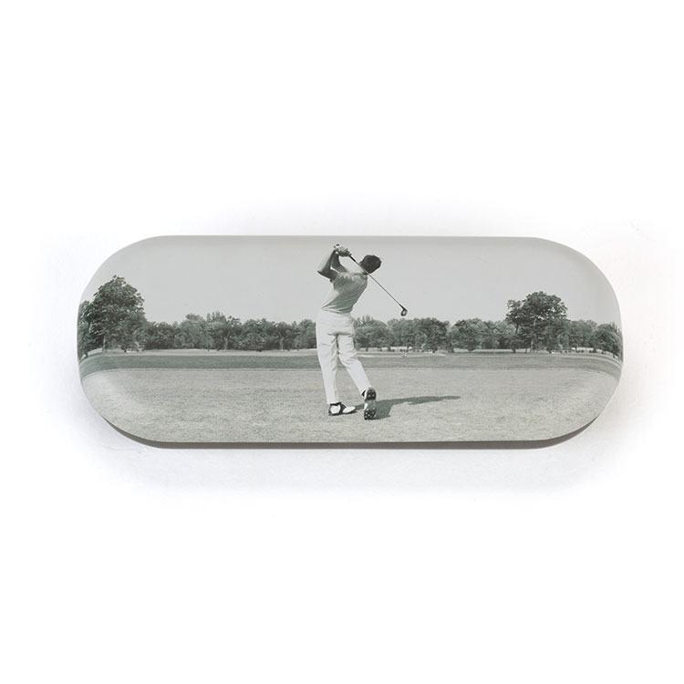 Catseye Golfer Glasses Case
