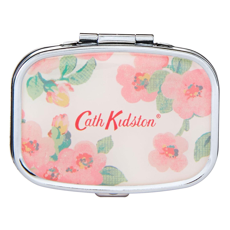 Cath Kidston Cassis & Rose Compact Mirror & Lip Balm