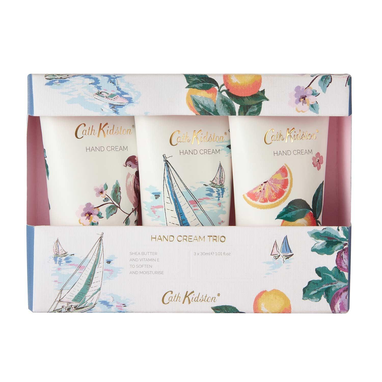 Cath Kidston Assorted Set of 3 Hand Creams