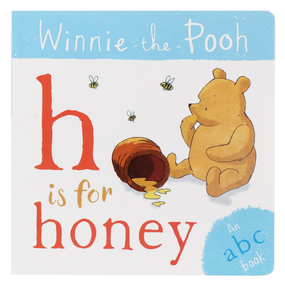 Winnie The Pooh H Is For Honey (ABC) Board Book