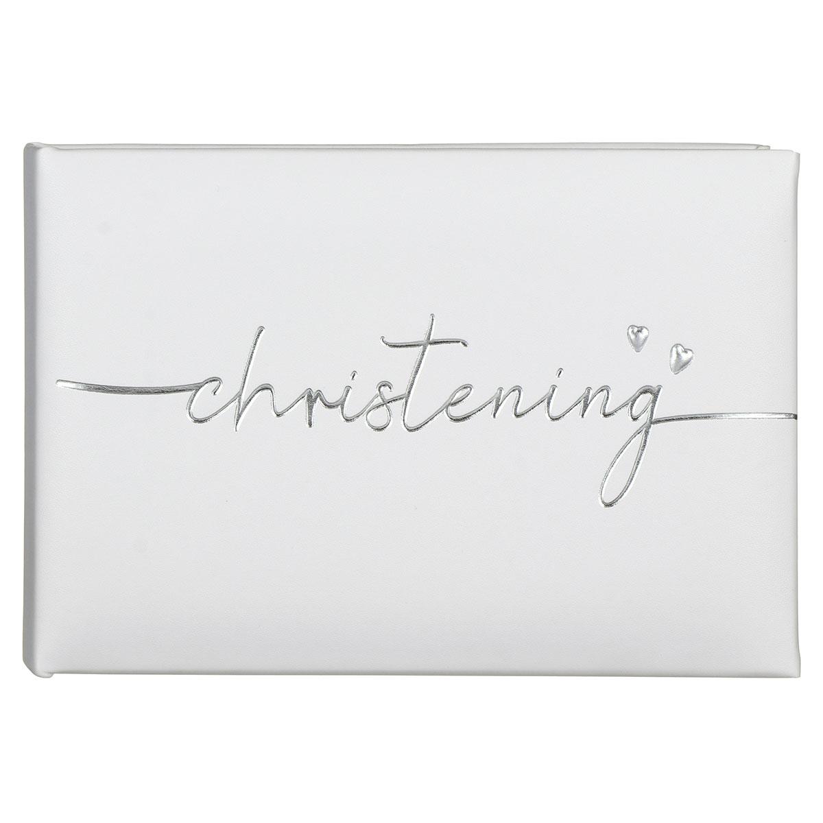 Christening Album 6x4