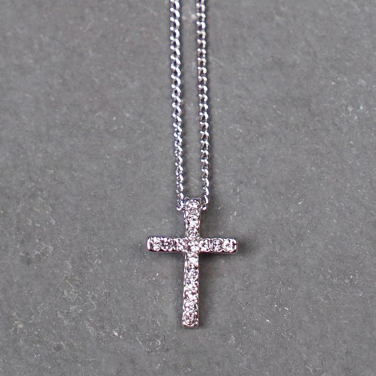 equilibrium sentimental 'faith' necklace