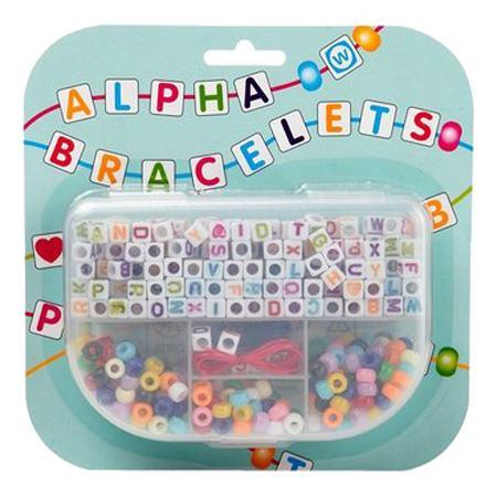 alpha bracelet set