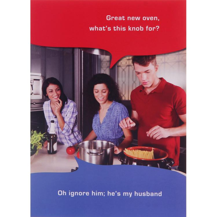 Paperlink The Dinner Party Years Husband Birthday Card