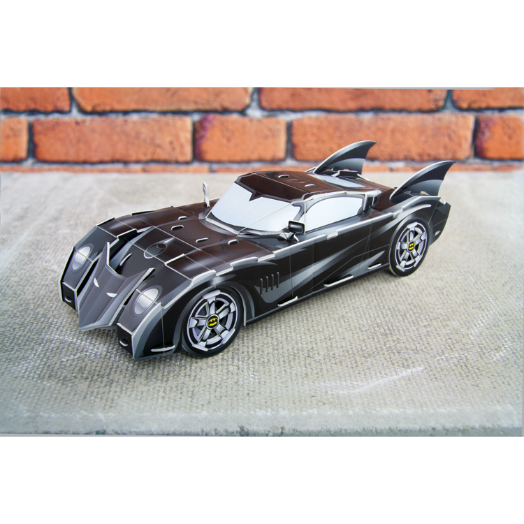 Batman Build Your Own Batmobile