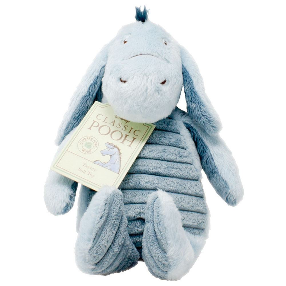 Winnie The Pooh Hundred Acre Wood Eeyore Soft Toy