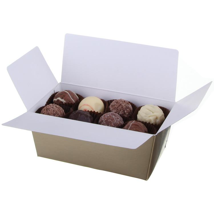 16 Assorted Belgian Chocolate Truffles