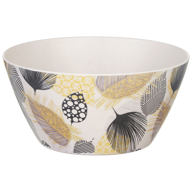 Temptation Bamboo Fibre Leaf Bowl