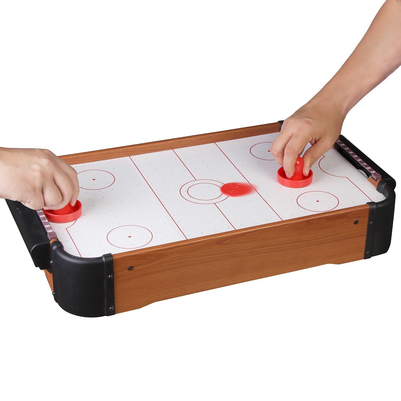 Temptation Air Hockey Table Top Game