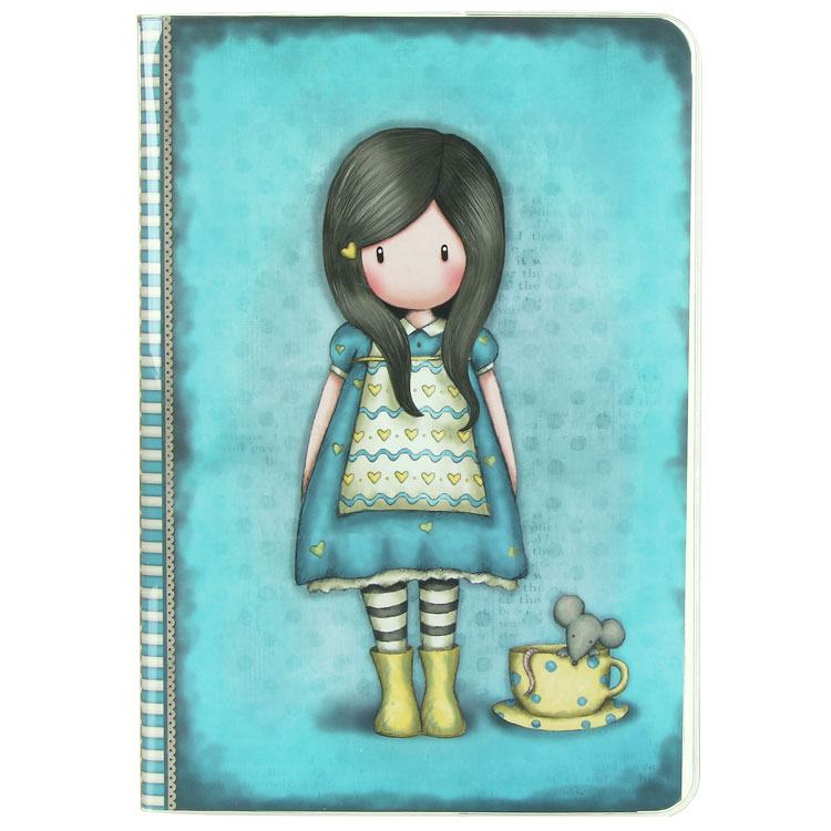 Gorjuss The Little Friend Stitched Notebook