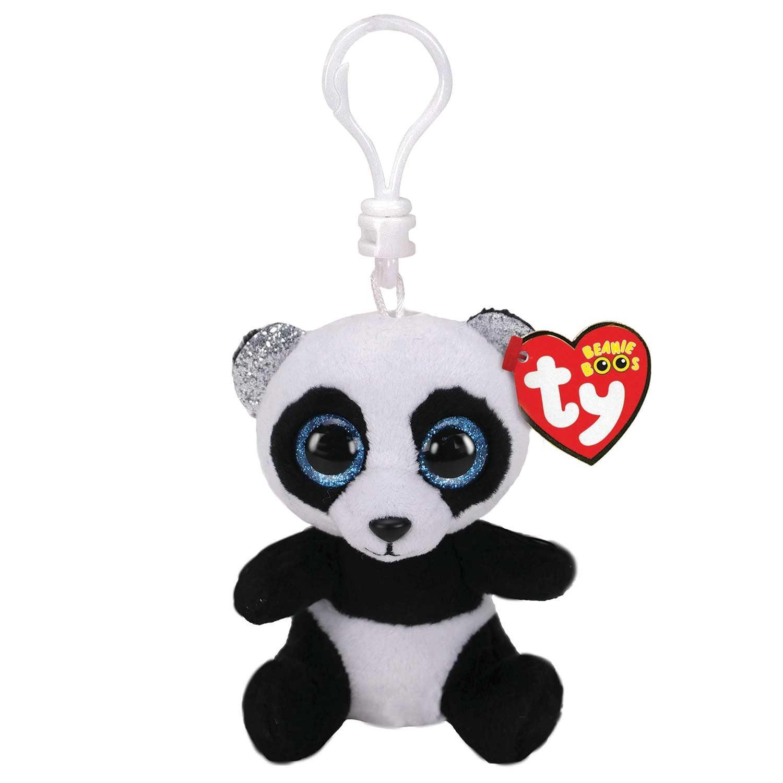 Ty Bamboo Beanie Boo Key Clip