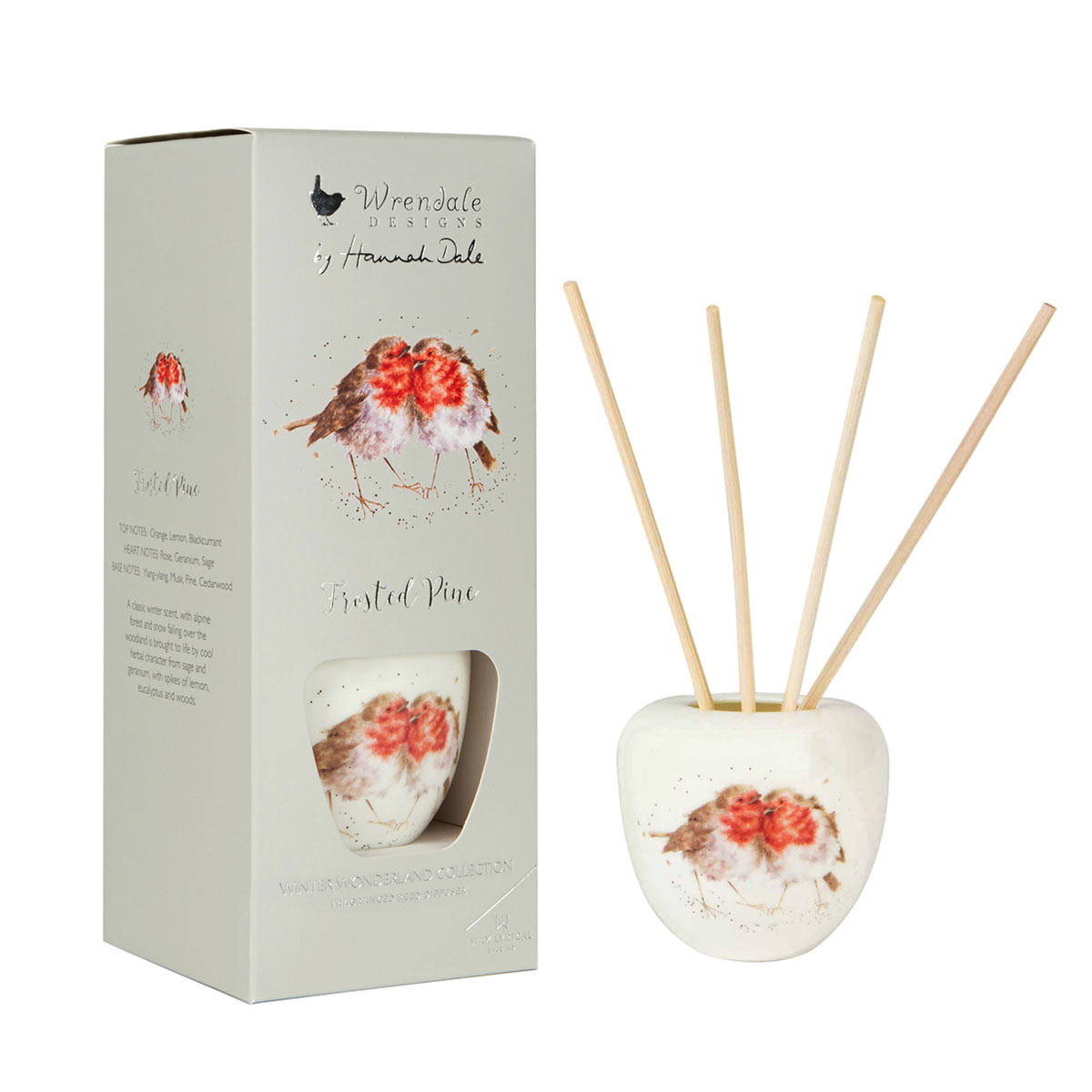 Wrendale Wonderland Reed Diffuser Set 200ml Campus Gifts