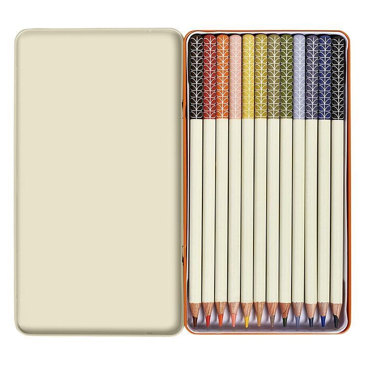 Orla Kiely Colouring Pencils Set
