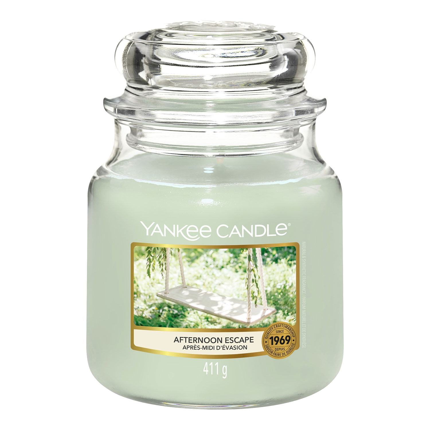 Yankee Candle Afternoon Escape Medium Jar Candle