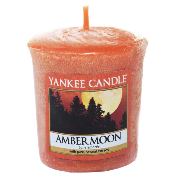 Yankee Candle Amber Moon Sampler Votive Candle