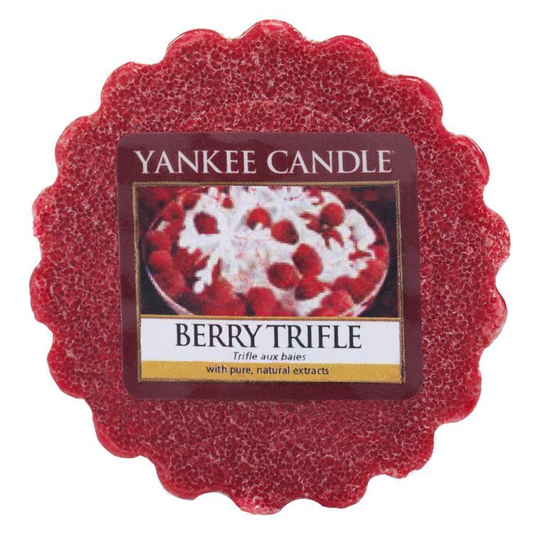 Yankee Candle Berry Trifle Wax Melt Tart