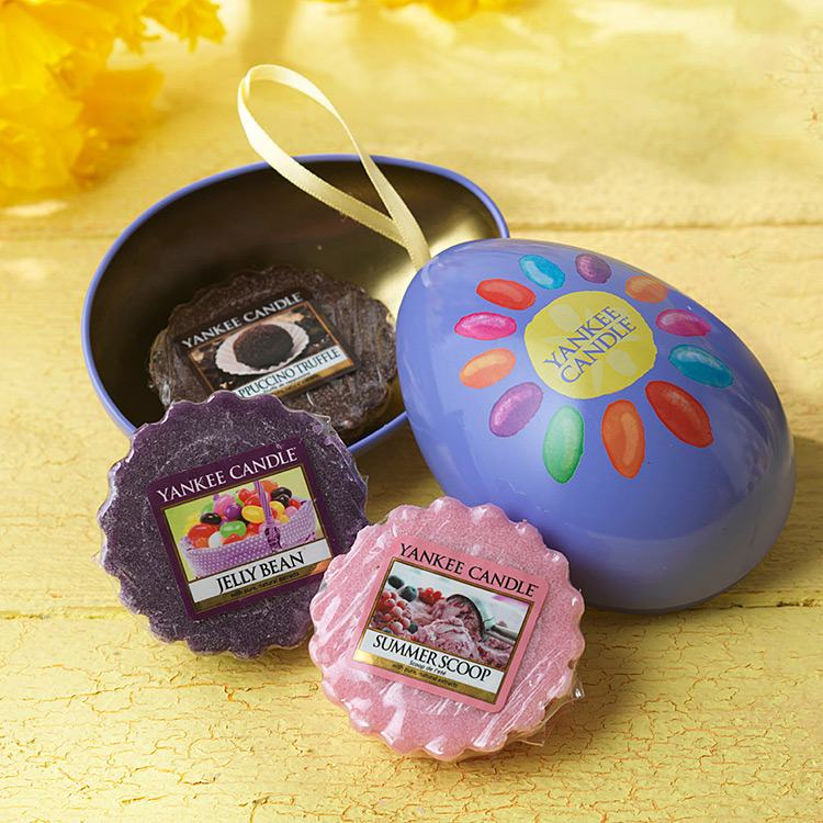 Yankee Candle Easter Hanging Melt Egg with 3 Wax Melts