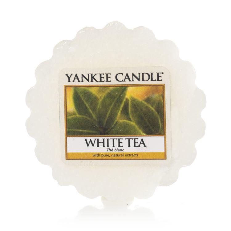 Yankee Candle White Tea Wax Melt