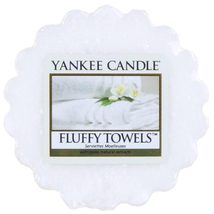 Yankee Candle Fluffy Towels Wax Melt Tart