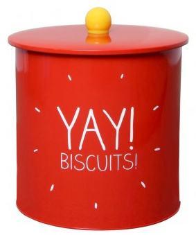 Happy Jackson Biscuit Tin