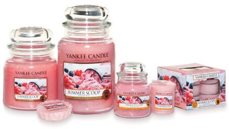 Campus Gifts Blog - Yankee Candle's Summer Scents | Campus Gifts