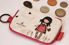 Fashion Wallets & Purses from Santoro's Gorjuss